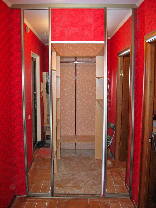 Как сделать двери для гардеробной своими руками 57